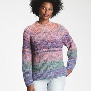 Gap Unicorn Marled Turtleneck Sweater Size S Tall